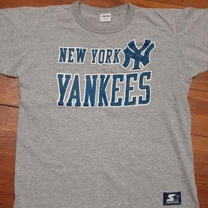 Vintage Starter Yankees Tshirt